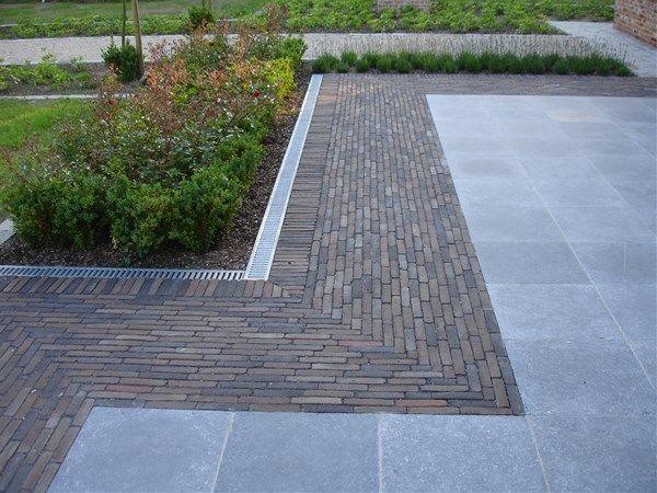 Tegels Voor Buiten : Combinatie van tegels buiten tegels pinterest tegels tuin en