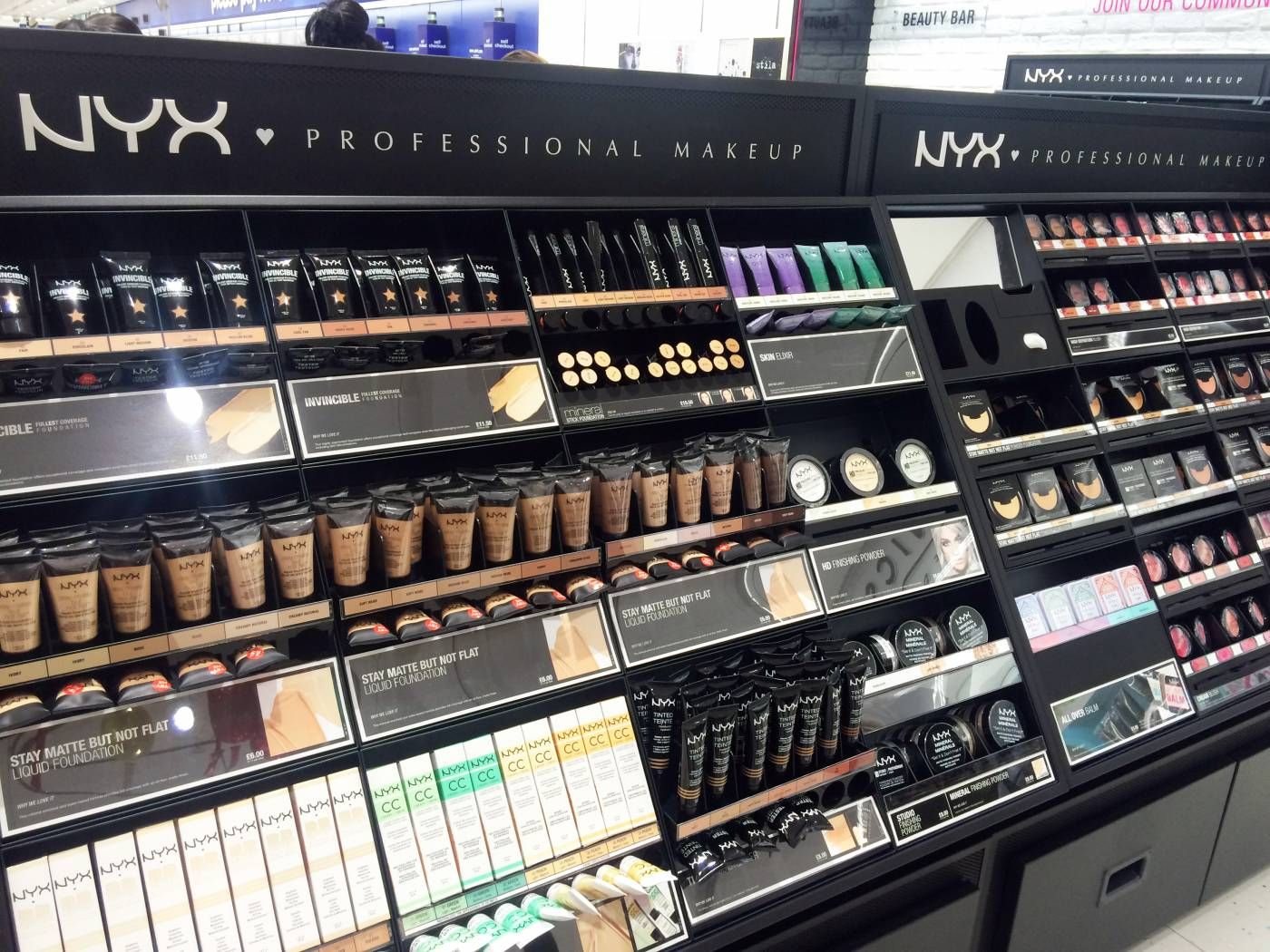 Beauty NYX Cosmetics Comes To The UK in 2019 Nyx