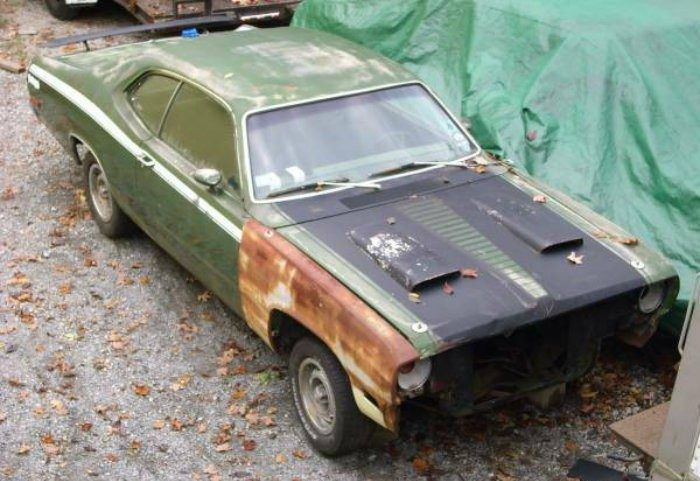 Let's Twist Again! 1972 Plymouth Duster Twister   Plymouth ...