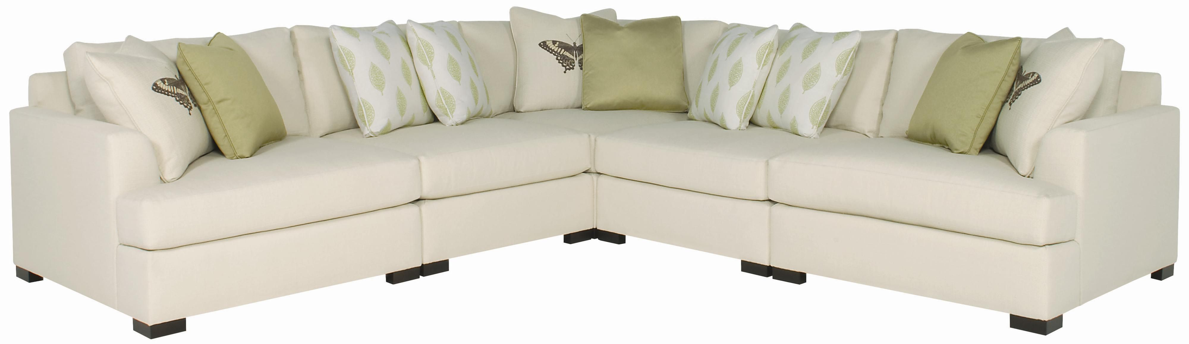 Adriana Sectional Sofa by Bernhardt sectional