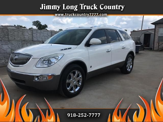 Used 2008 Buick Enclave Cxl Fwd For In Broken Arrow Ok 74014 Jimmy Long