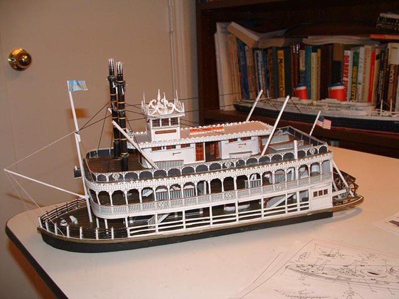 paddle wheel river boat models for sale - Google Search   Model Ships   Pinterest   Boating