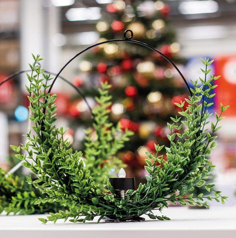 Weihnachtswunderland bei IKEA Sindelfingen und DIY Adventskalender