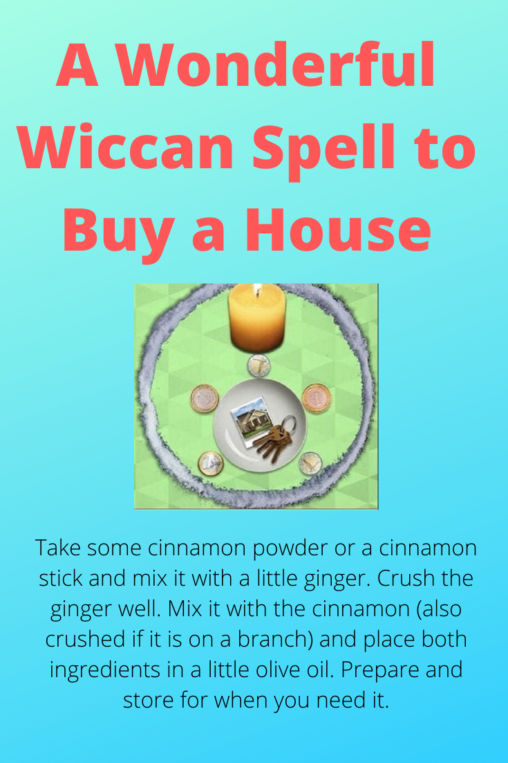 A Scottish Wiccan Spell to Buy a House #wiccanspells