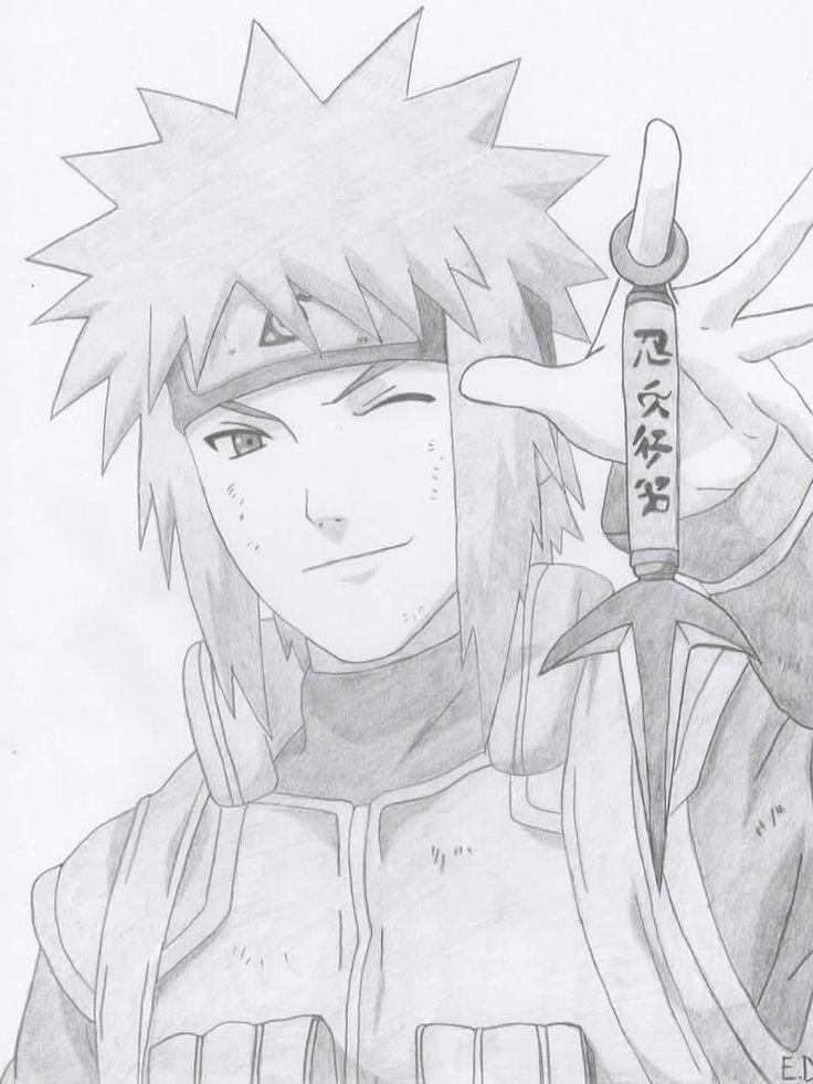 Minato Namikaze | Naruto Territory | Pinterest | Naruto, Naruto ...