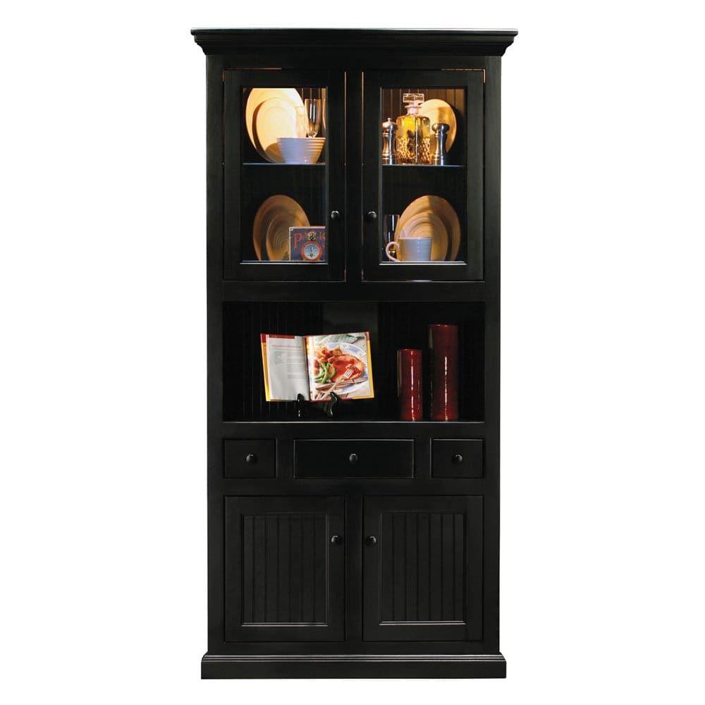 Shop Eagle Furniture 72204Pl Coastal Corner Dining Buffet With Adorable Corner Hutch Dining Room Furniture Review