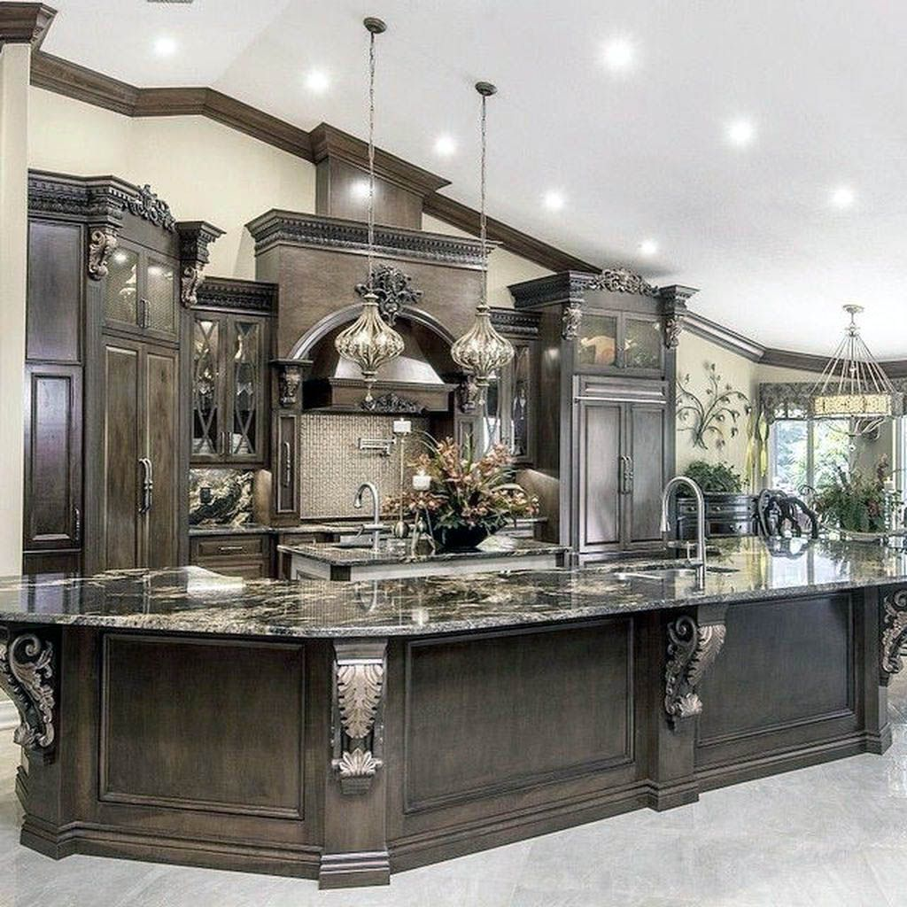 Tuscan Decorating Above Kitchen Cabinets: Our Favorite Luxury Kitchen Gadget Mystery Gift Only On