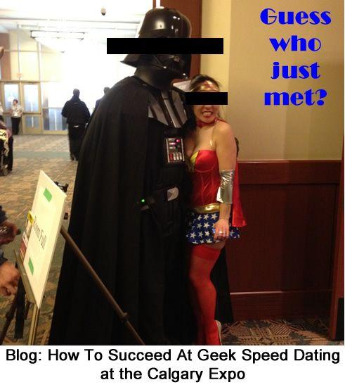 Geek speed dating calgary