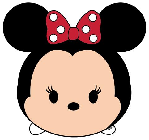 Disney Tsum Tsum Minnie Mouse   hebillas y accesorios   Pinterest ...