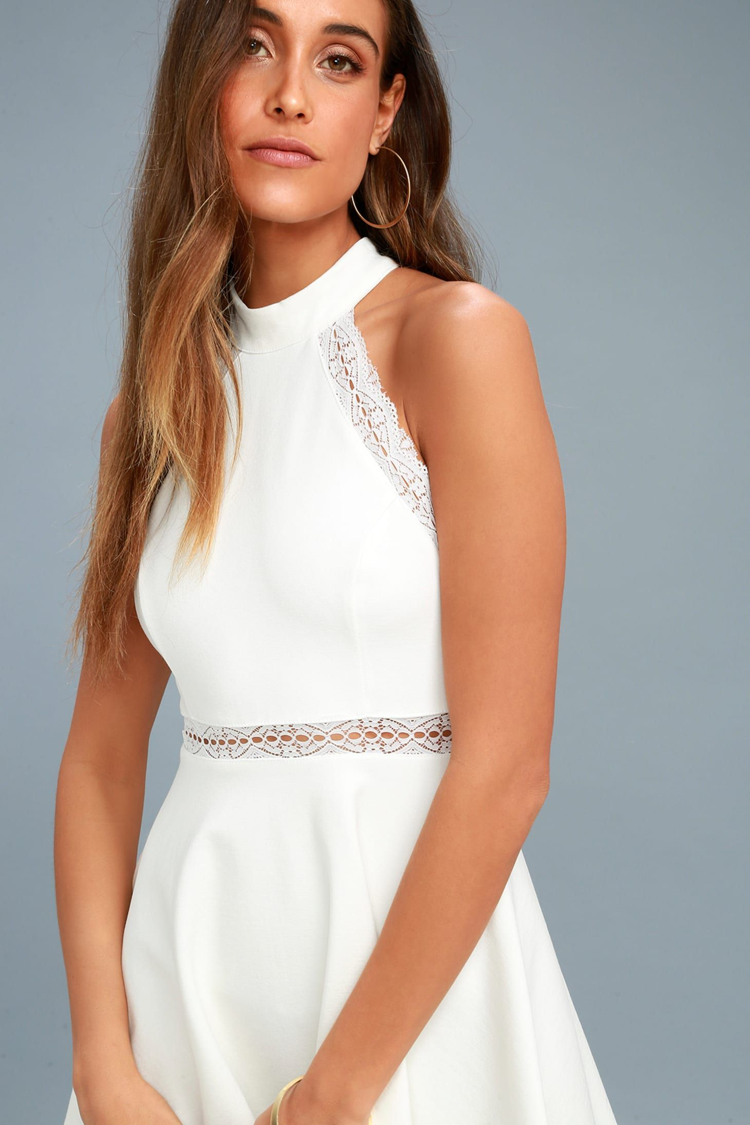 Reach Out My Hand White Lace Skater Dress In 2021 White Lace Skater Dress Lace Skater Dress Knit Skater Dress [ 2190 x 1460 Pixel ]