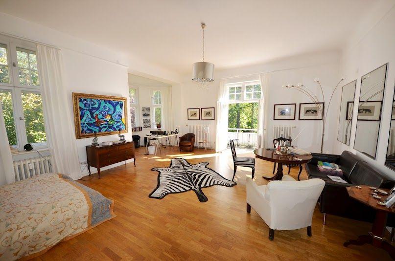 Berlin flat apartment Wohnung architecture interior design