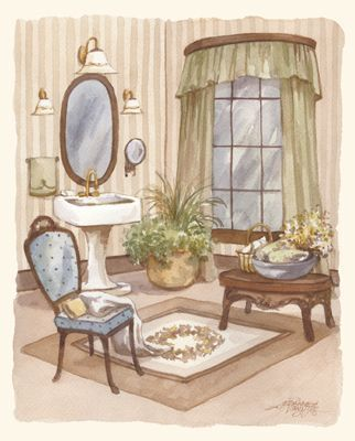 Cuadro para ba o printables pinterest cuadros para for Cuadros cuarto de bano originales