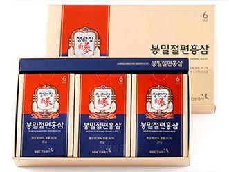 HONEYED KOREAN RED GINSENG SLICE 080121K109