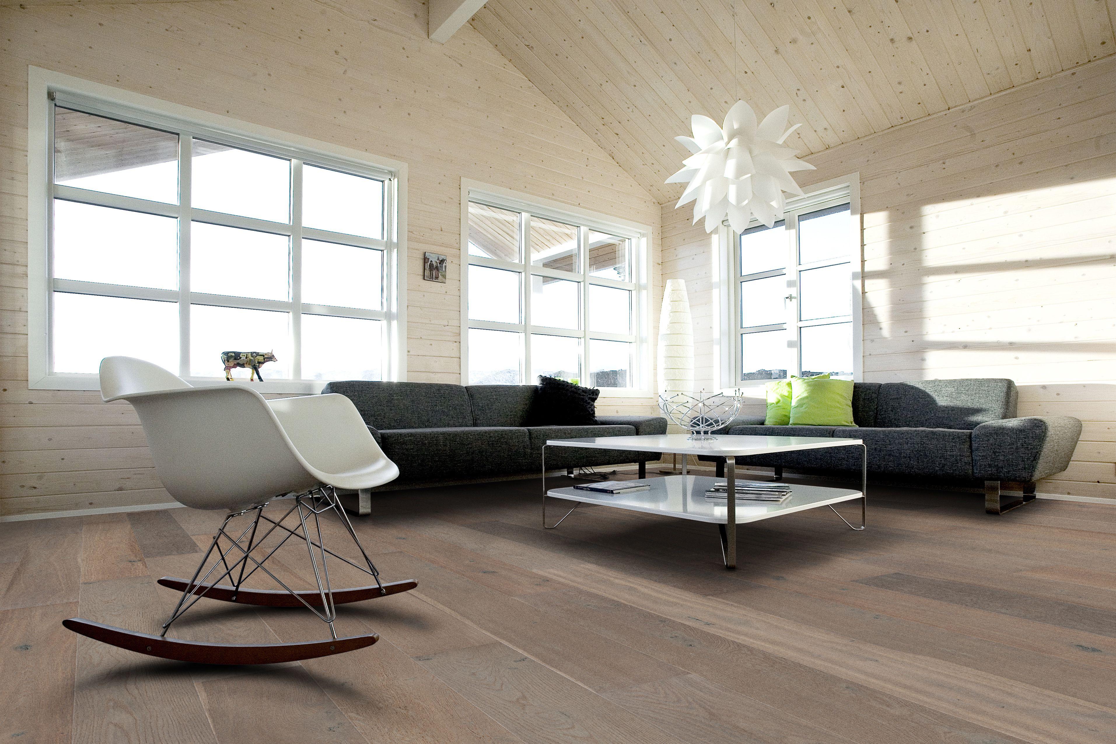 vloeren Breda Een houten vloer in de olie voor