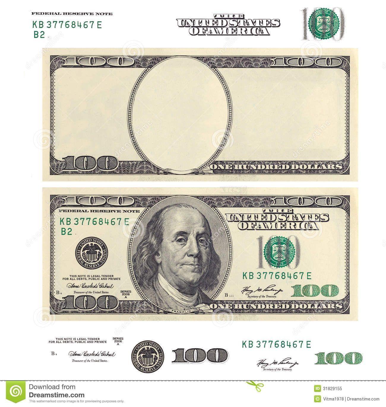 Dollar Bill Clipart Images Perangko Uang