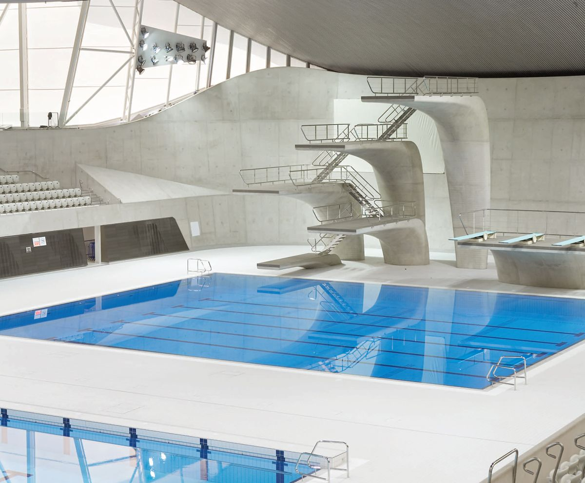 London Olympic Diving Pool Nat Pinterest Olympics