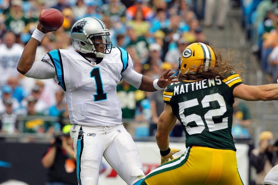Photos Cam Newton Through The Years Green Bay Packers Carolina Panthers Panthers