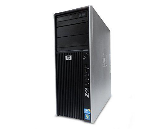 Introducing HP Z400 Workstation 1x Xeon W3670 32GHz Six Core