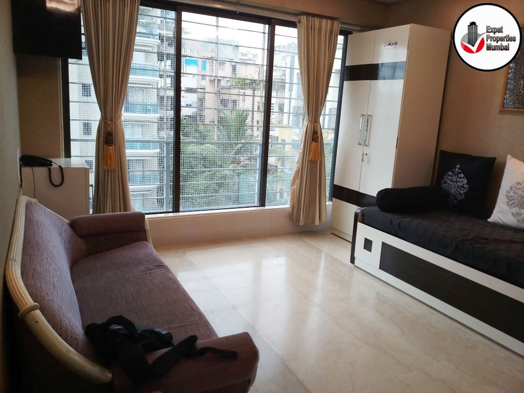 1 bhk fully furnished apartment for rent in 29th road