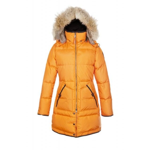 Manteau en duvet PAJAR jaune  PAJAR s Yellow Down Jacket   Vêtements ... 0bbaaf7b21c