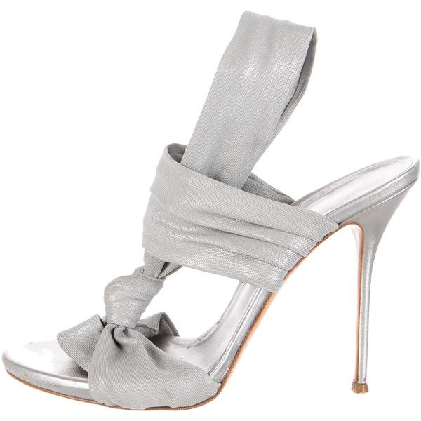 Pre-owned - Cloth sandals Casadei Si4tcTrShI