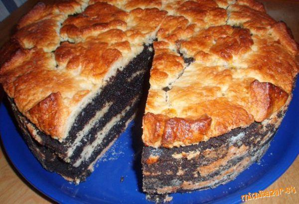 Ako inak sa dajú upiecť bratislavské rožky - torta