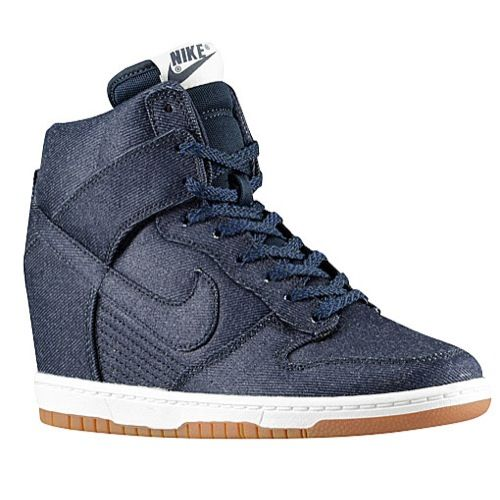 Womens Nike Dunk Sky Hi Essential Black Gum Med Brown Nike Dunk Online Without