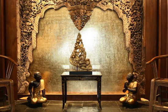 CHINESE ANTIQUE INTERIORS | Sabai Designs Gallery » Asian Decor ...