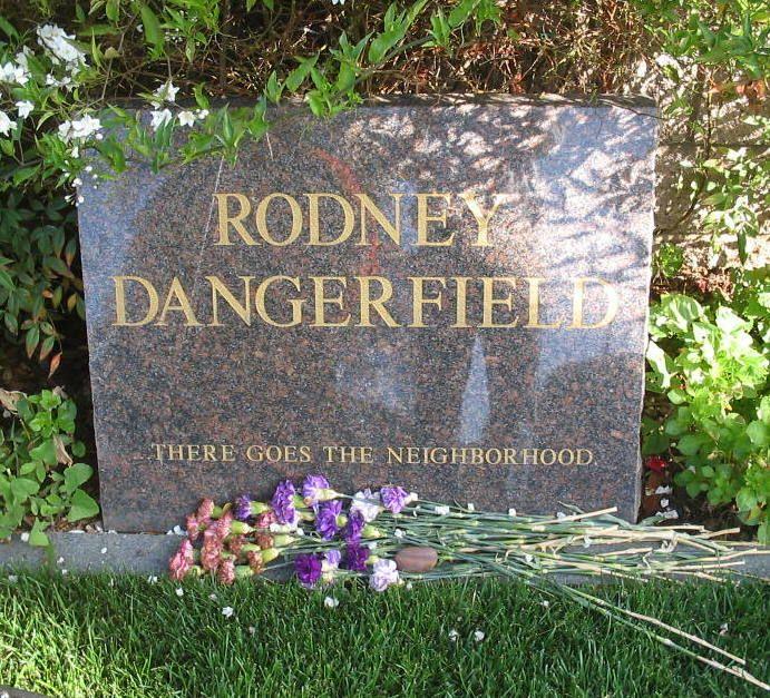 comedian rodney dangerfield 1921 2004 westwood