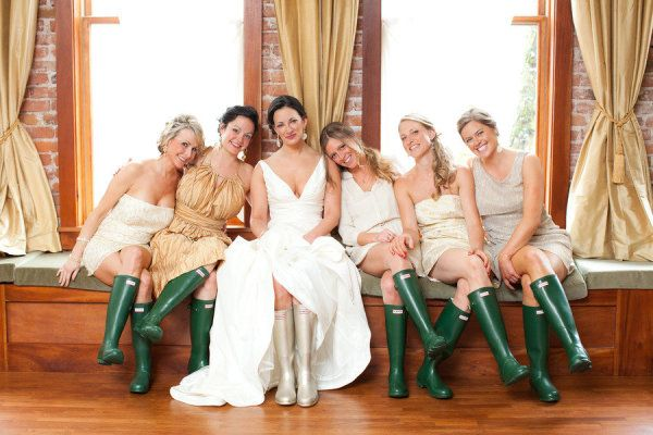 Hunters for the Bride and Bridal Party! Photography by jessedanielsphotography.com