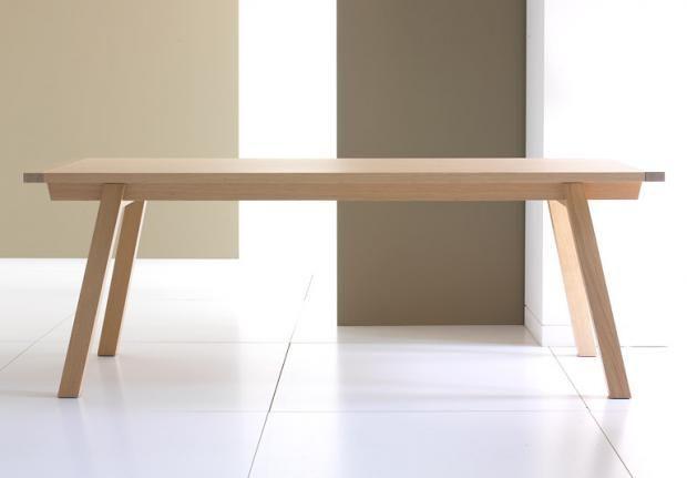 Neue Klassiker Esstisch Now No 10 Von Hulsta Design Hulsta Inhouse Bild 3 Design Tisch Wohnen