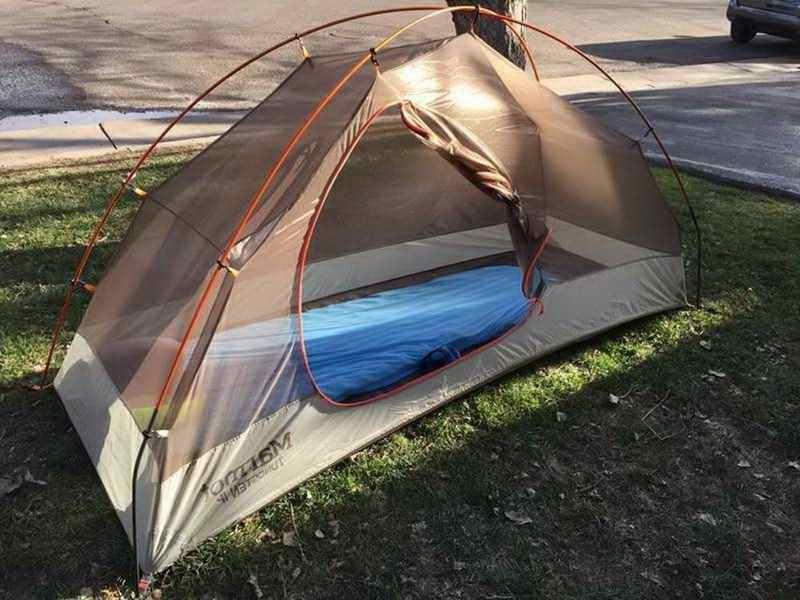 Marmot Tungsten 1p Tent Tent Reviews eb1e6c0135d1