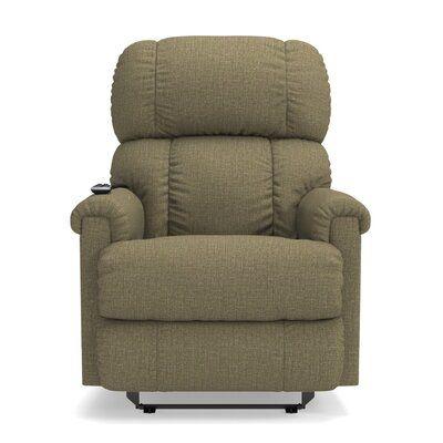La Z Boy Pinnacle Recliner Upholstery Color Frank Sage Motion