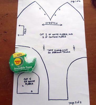 Adventure Time Finn Hat free sewing pattern  a81da6f7e0b