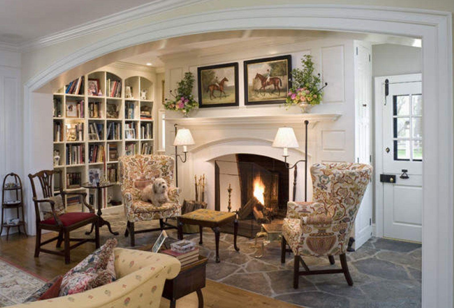 Cozy Interior Home Design Wallpaper