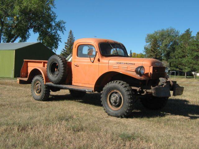 Dodge Power Wagon For Sale >> 1965 Dodge Wm300 Power Wagon 6 X 6 Dodge Power Wagons Dodge