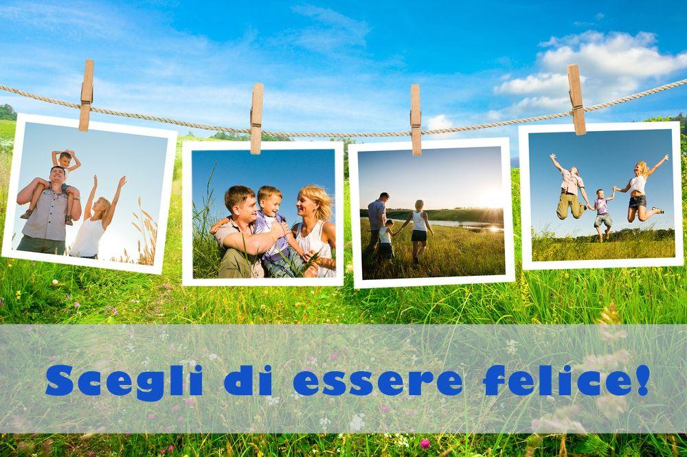 La #famiglia = la #felicità
