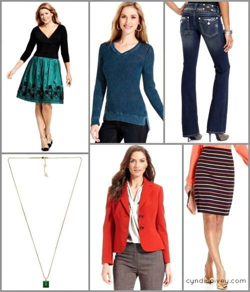 Dress styles for inverted triangle body type