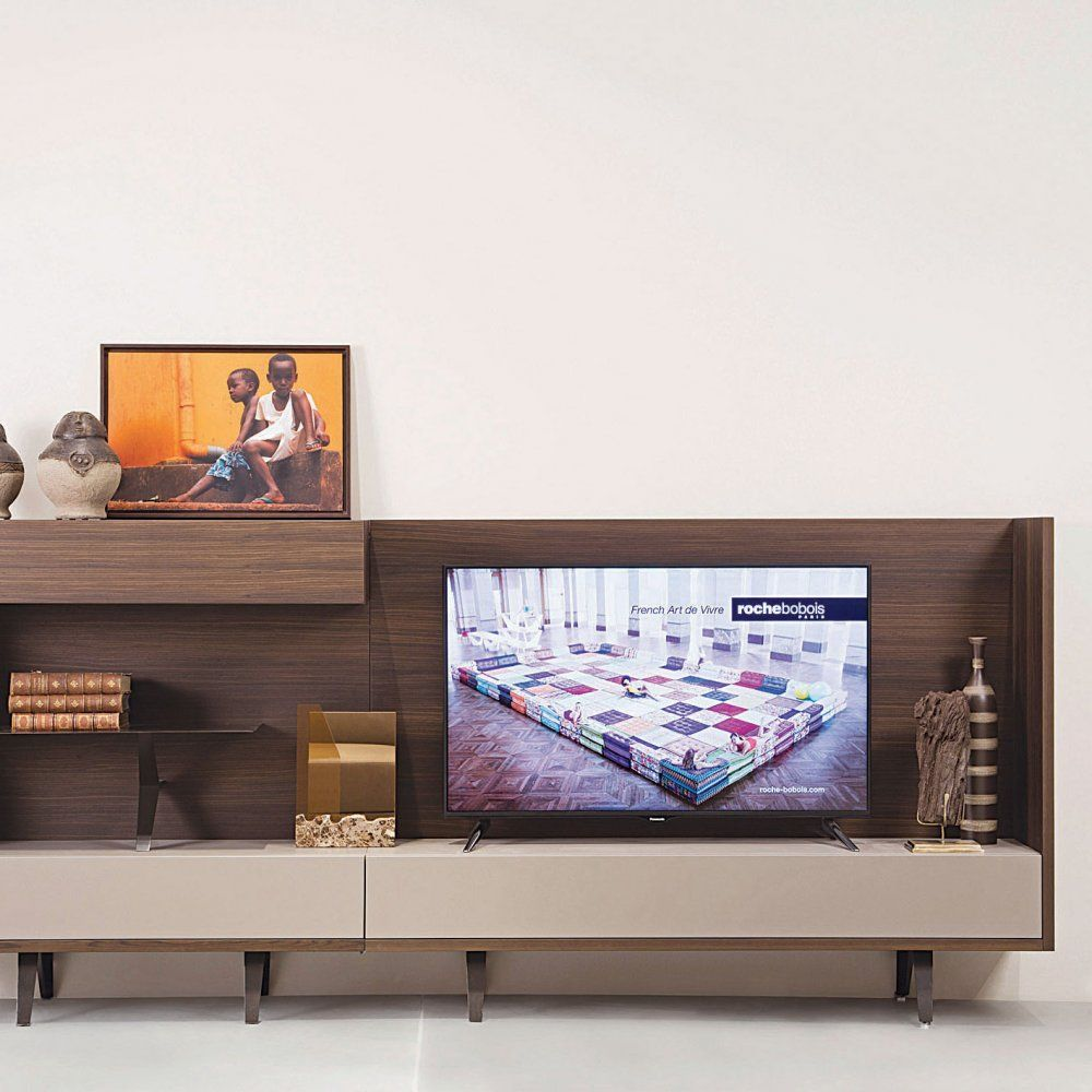 15 Meubles Tv Pour En Prendre Plein Les Yeux Living Room Remodel Living Room Tv Home Decor