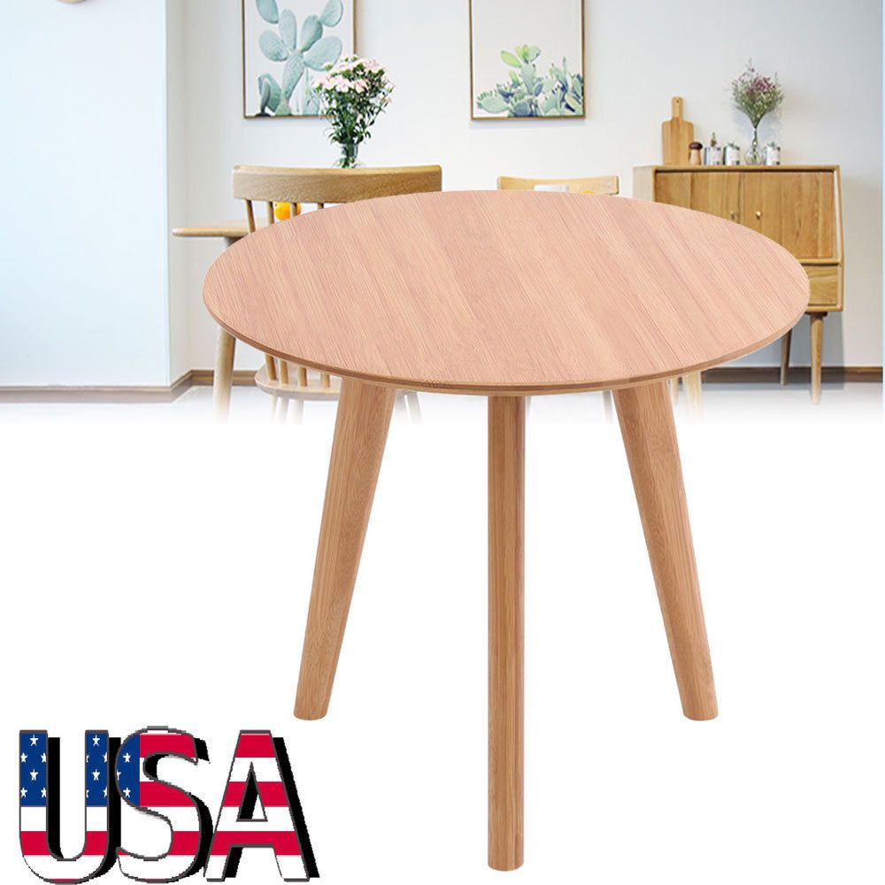 Kitchen Dining End Table Round Coffee Table Modern Leisure Wooden Tea Table Us 38 49 End Date Fr Dining Table In Kitchen Round Coffee Table Modern Tea Table