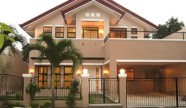 Philippine Townhouse Interior Design Inc House Plans In