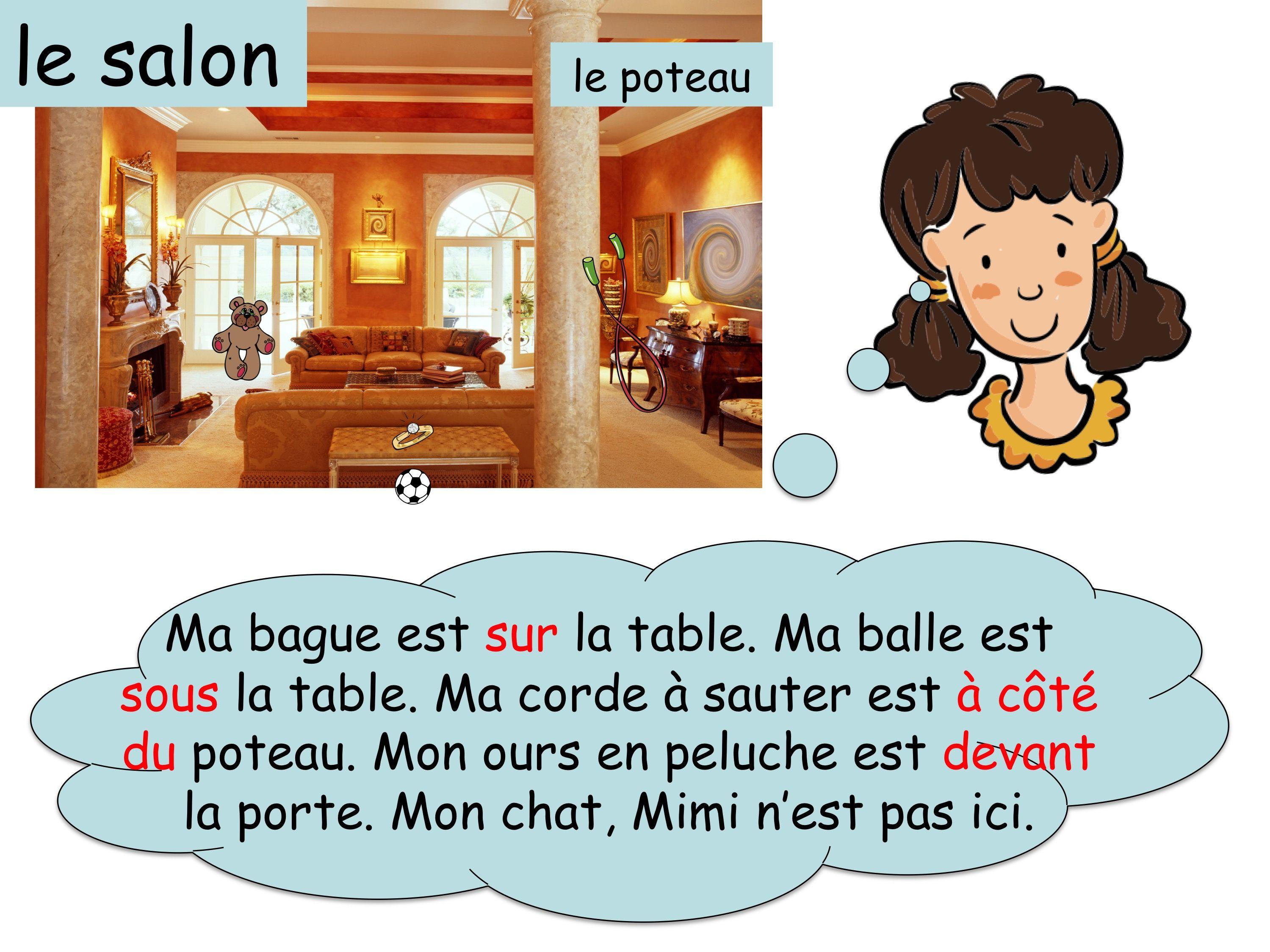 French Oral Practice Une Pratique Orale Les Prepositions