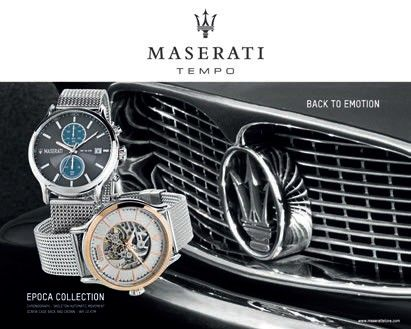 Maserati Horloges Maserati Time Maserati Watches De Nieuwste