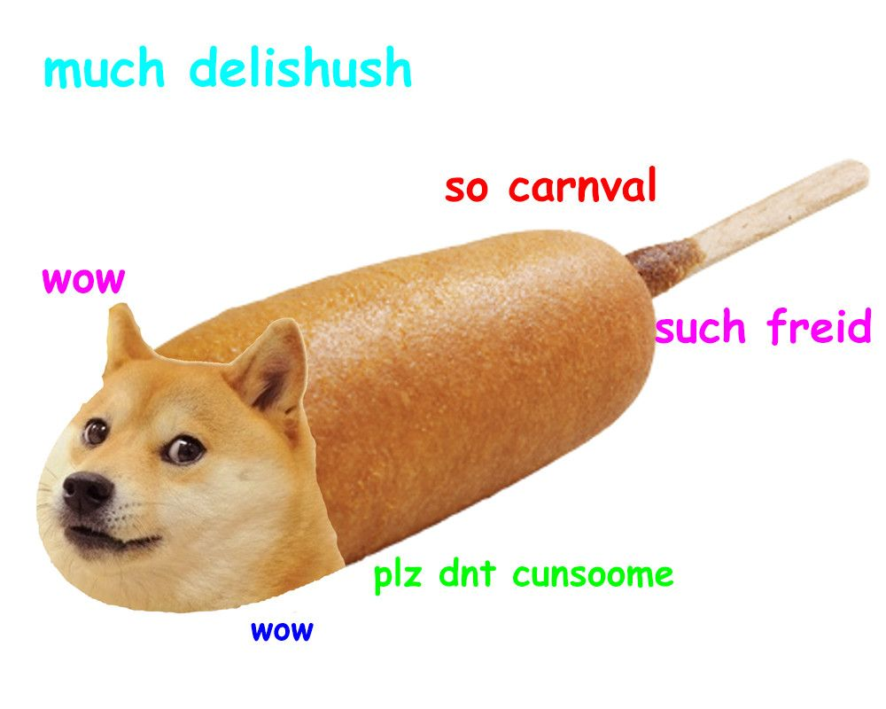 Korndogge Doge Meme Clean Funny Memes Funny Dog Memes