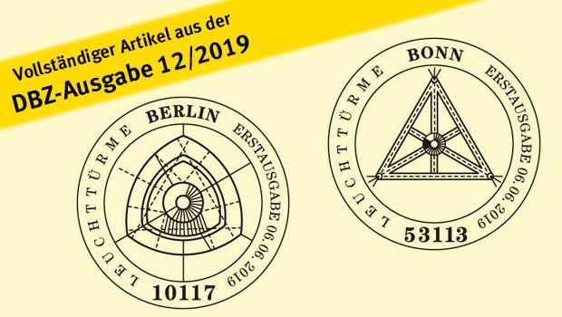 Am 6. Juni erscheinen die neuen Briefmarken aus dem
