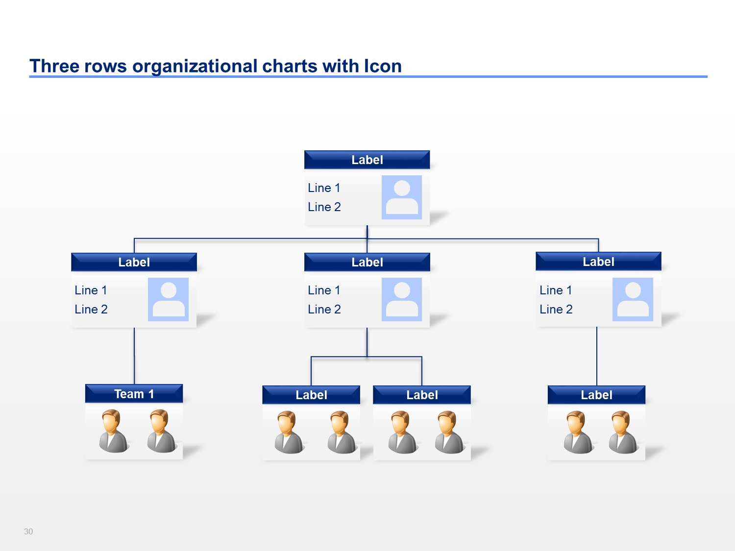 create org chart in powerpoint - How To Create Organization Chart In Powerpoint