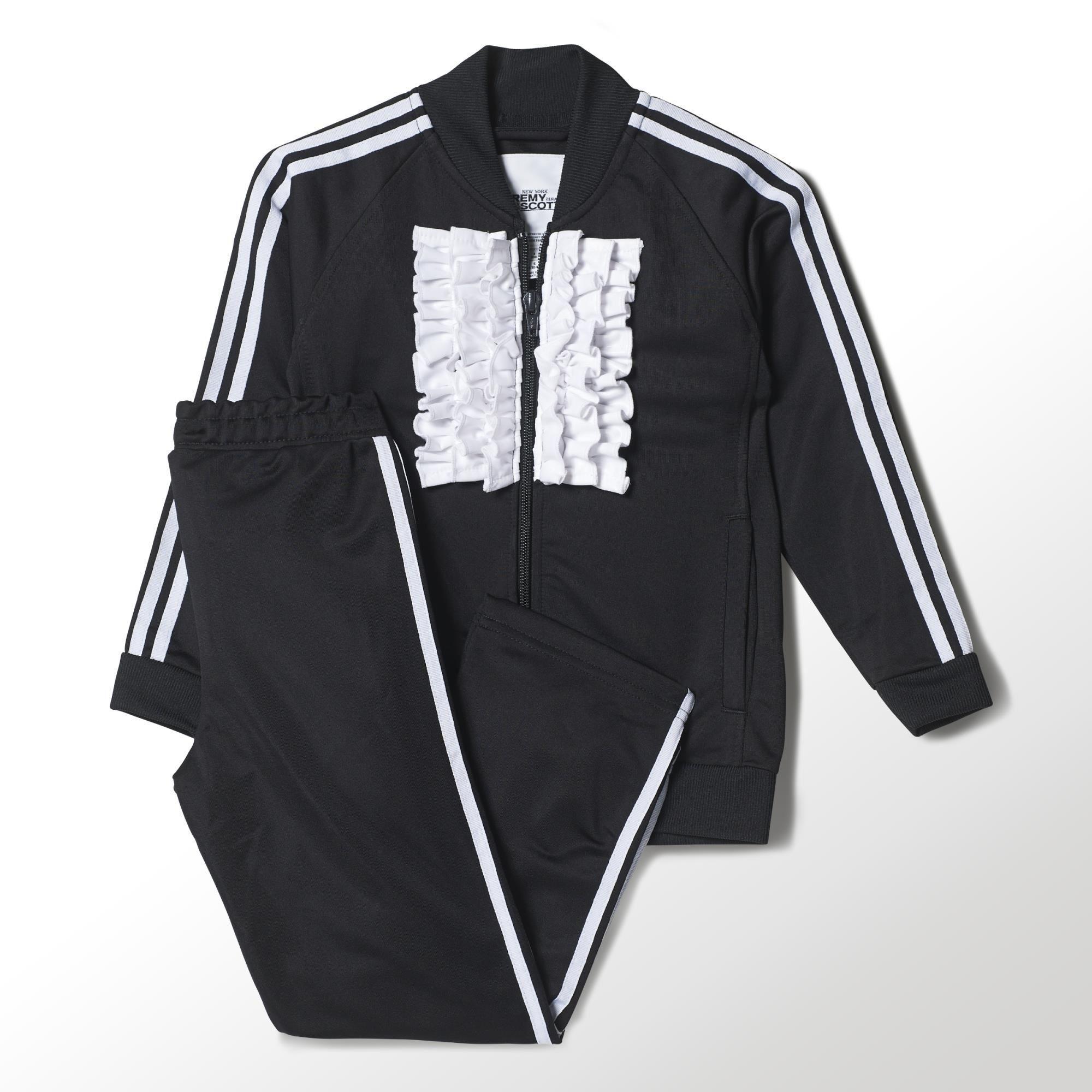 adidas Tuxedo Track Suit - Black  5edcc1edd3c3
