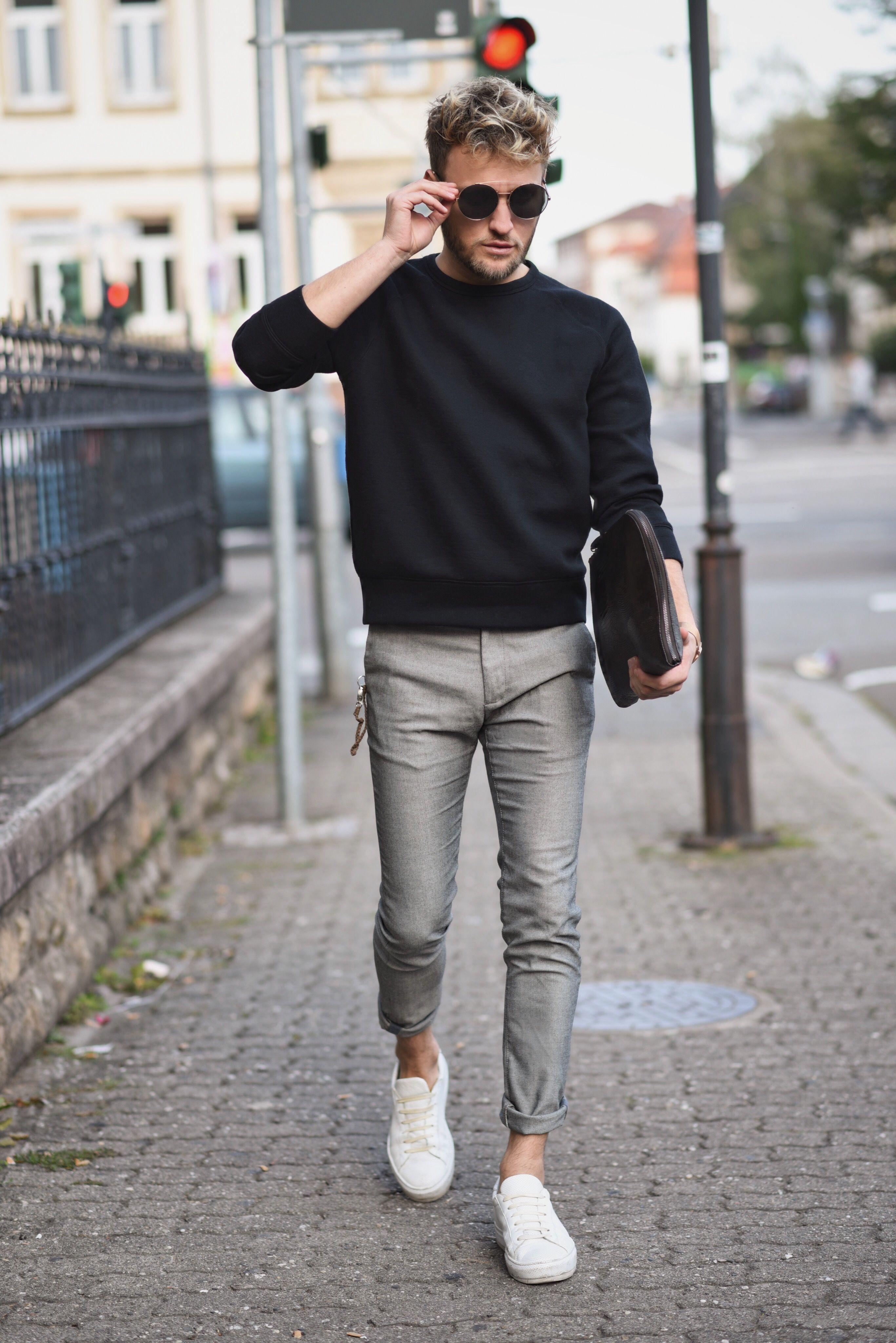 Streetstyle by Patrick Van Zitzewitz, Fashionweek men style