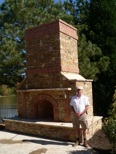 Photo of Jeffrey P Rounds- Fireplace designer and builder