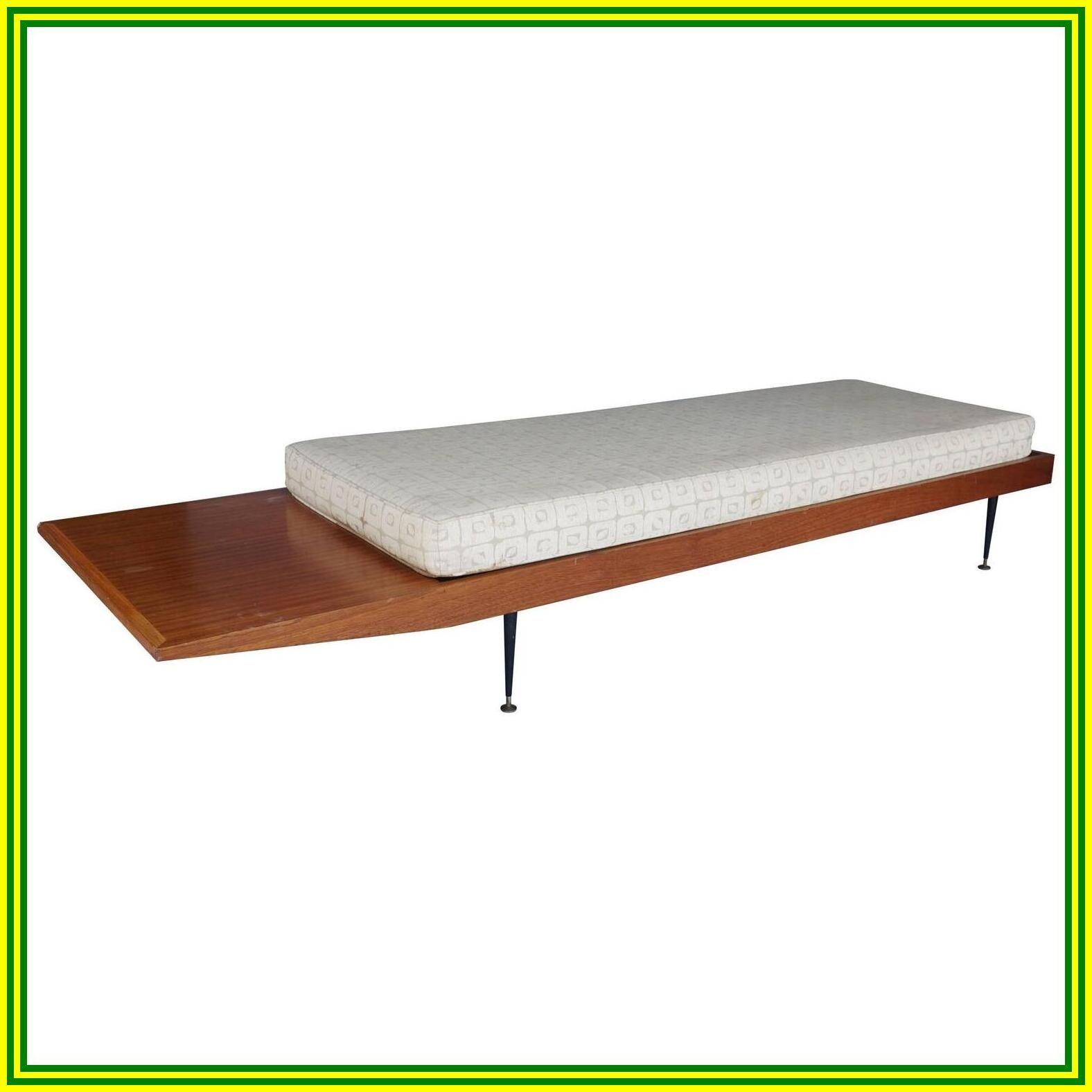 farmhouse storage bench with cushion